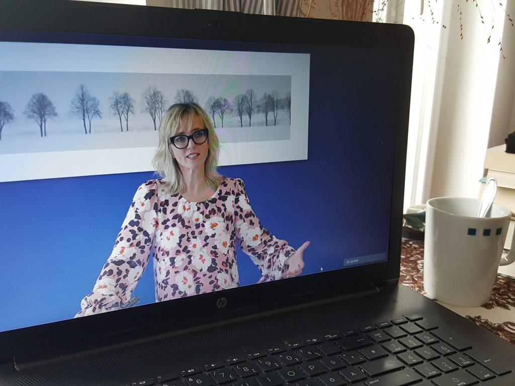 Vortrag der Medienwissenschaftlerin Dr. Tanja Deuerling bei der Prüferfortbildung (online) am 25. September 2020 © FSF
