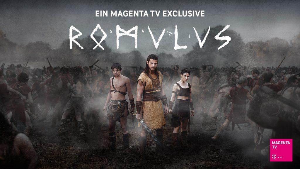 ROMULUS / Staffel 01, ab 01.01.2021 bei MagentaTV; Foto © Francesca Fago